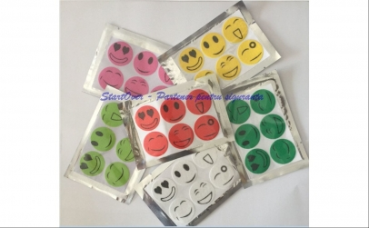 Set 30 plasturi anti-tantari
