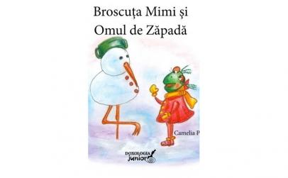 Broscuța Mimi și omul de zăpadă