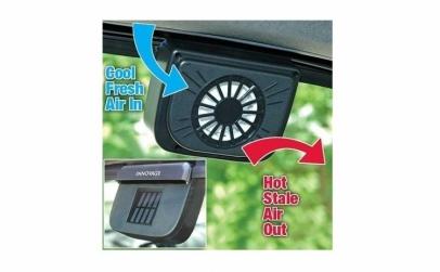 Ventilator solar Auto Cool