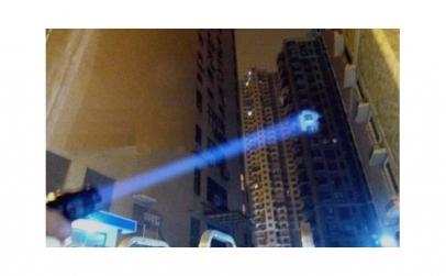 Lanterna cu acumulator, zoom si SOS