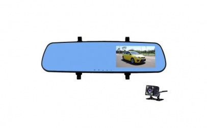 Oglinda auto cu camera+Camera Marsarier
