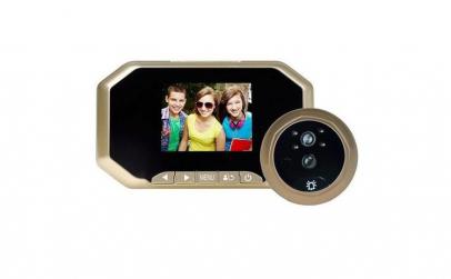 Vizor digital cu camera video, functie