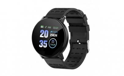 Ceas Smartwatch Techstar® 119 Negru