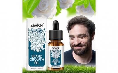 Ulei accelerare crestere barba, SEVICH