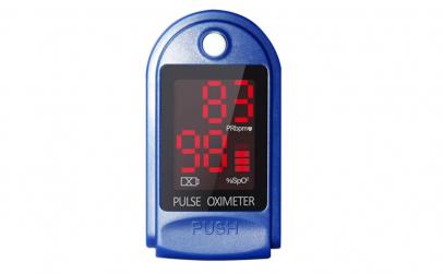 Pulsoximetru JZK301, puls 30-250 bpm