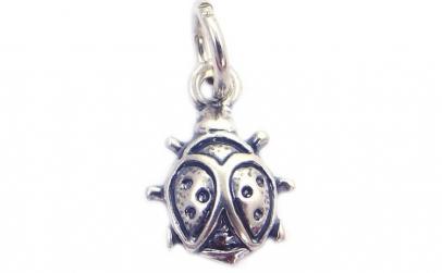 Pandantiv Argint 925, Model Buburuza