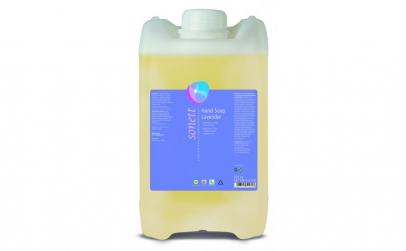 Sapun lichid gel de dus ecologic Lavanda