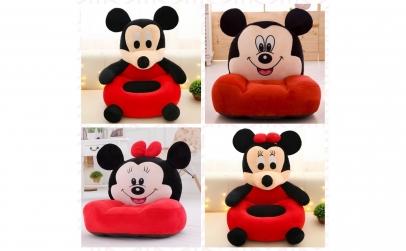 Fotoliu Minnie Mouse.