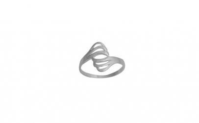 Inel Argint 925, Model de Paun ,