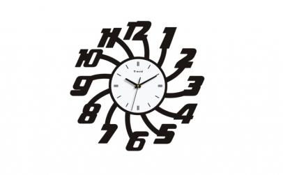 Ceas de perete elegant, M9004D