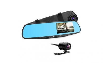 Camera Video Auto discreta