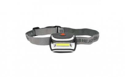 Lanterna de cap frontala LED, 3W, 100lm