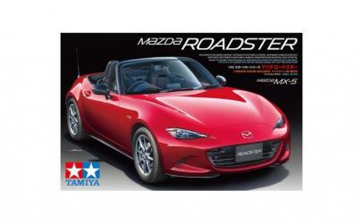 1:24 Mazda MX-5 1:24