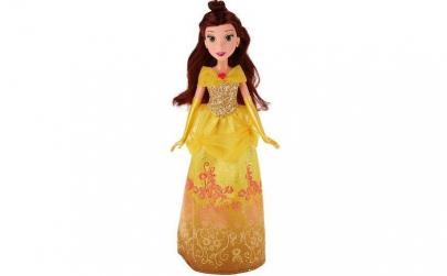 Papusa Belle cu rochita stralucitoare