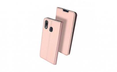 Husa Samsung Galaxy A20E 2019 Roz Piele