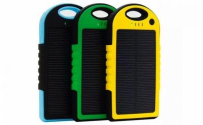 Baterie solara 5000mAh waterproof