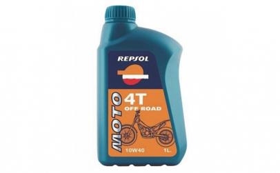 Ulei Repsol  Moto Off Road 4T  10W40