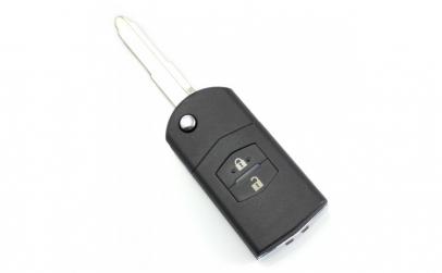 Mazda   Carcasa cheie tip briceag  2
