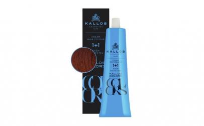 Vopsea de păr cremă Kallos Colors 8M