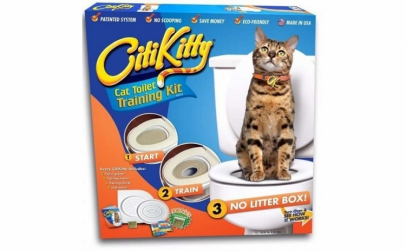 Kit pentru dresarea pisicilor