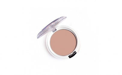 Pudra Natural Silky Transparent Compact