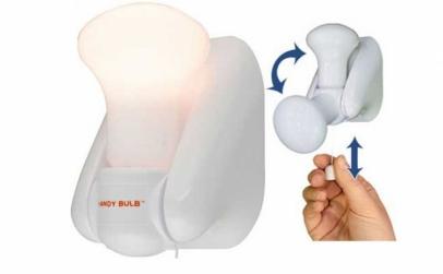 Handy bulb