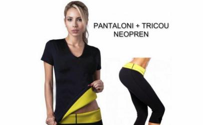 Tricou + Pantaloni din neopren