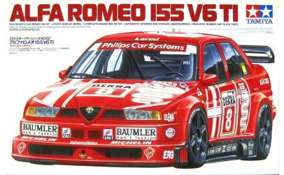 1:24 Alfa Romeo 155 V6 TI 1:24