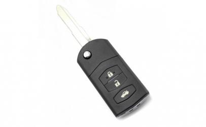 Mazda   Carcasa cheie tip briceag  3