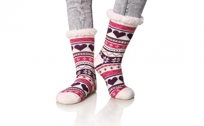 Set 2 x Ciorapi dama - Imblaniti