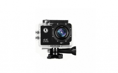 Action Camera Video Sport, 4K - Ultra