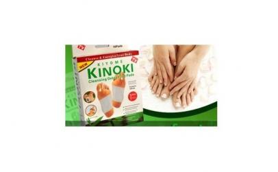 Kinoki-plasturi de detoxifiere