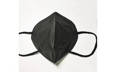 Set 5 bucati Masca KN95 Neagra