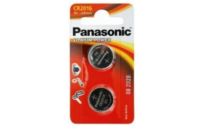 Baterie speciala Panasonic Cr2016 2buc