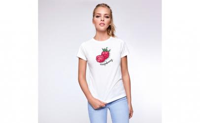 Tricou Femei Raspberry, Bumbac 100%,
