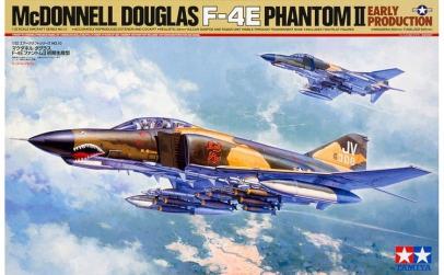 1:32 McDonnell Douglas F-4E Phantom II