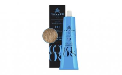 Vopsea de păr cremă Kallos Colors 8N