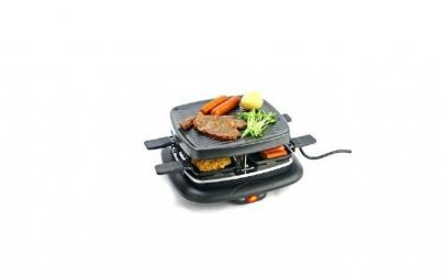 Gratar /grill electric cu placa si 4 m