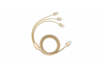 Cablu de incarcare rapida 3 in 1,