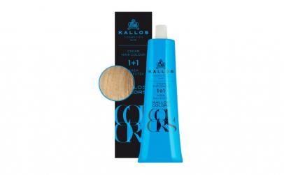 Vopsea de păr cremă Kallos Colors 9F