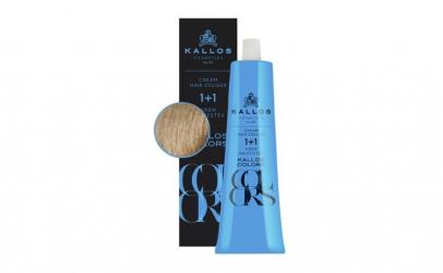 Vopsea de păr cremă Kallos Colors 9N