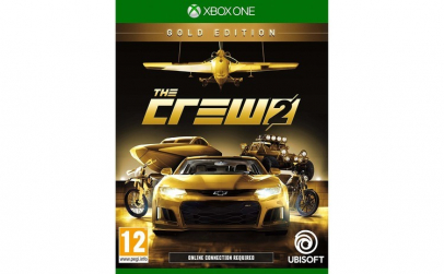 Joc The Crew 2 Gold Edition XBOX LIVE