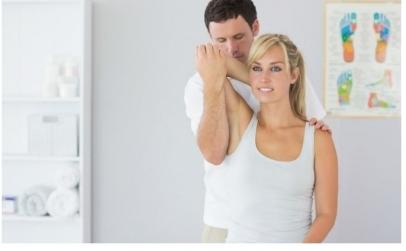 5 sedinte fizioterapie * 4 proceduri/sed
