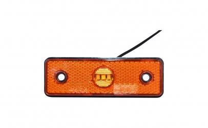Lampa LED laterala galbena
