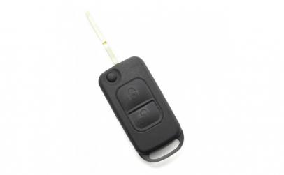 Mercedes Benz   Carcasa tip cheie