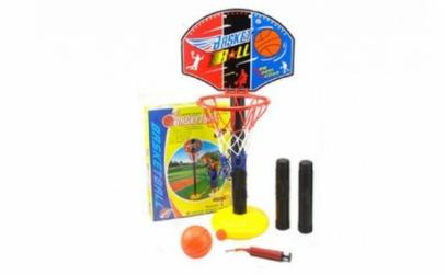 Set de baschet pentru copii cu minge