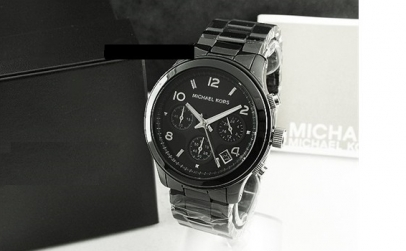 Ceas dama Black Luxury Edition