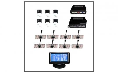 Senzor de parcare cu 8 senzori