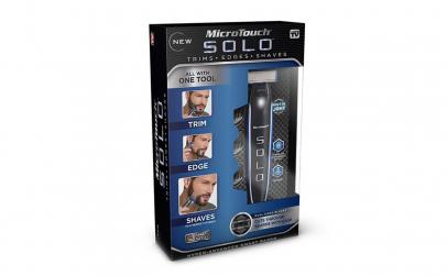 Aparat de barbierit, Microtouch Solo
