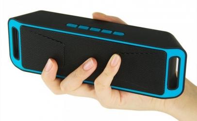 Boxa portabila Bluetooth 4.0 MegaBASS